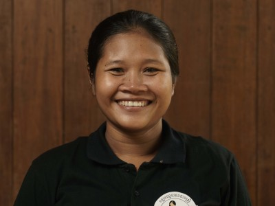 Riny Chea, Women's Rights and Gender Facilitator at Women's Resource Center, Cambodia
